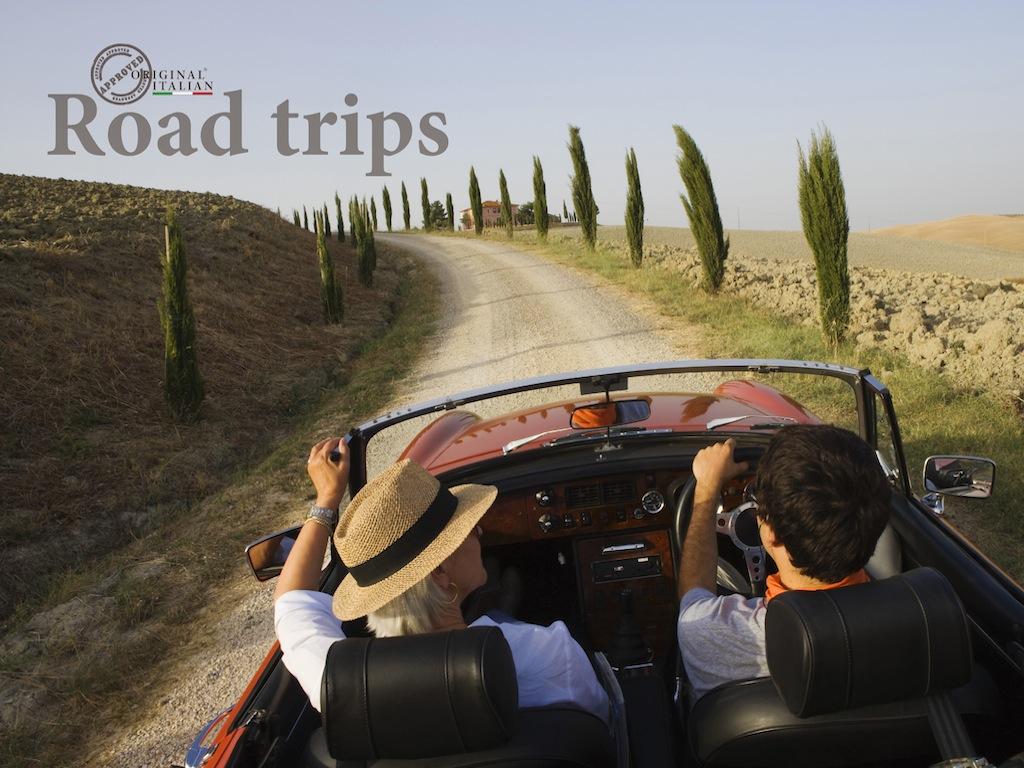Italian road trips