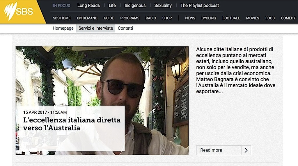 SBS Australia:Intervista Original Italian_15-04-2017_a
