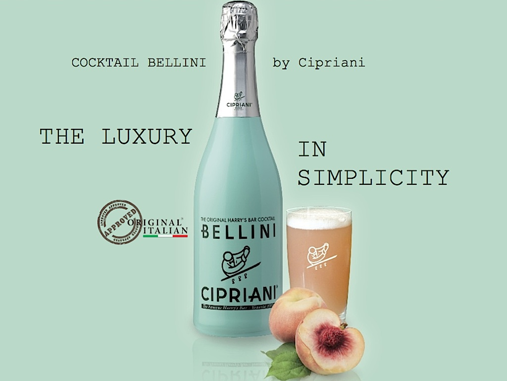 Bellini Cocktail eng